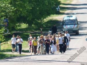 Молодіжна проща до Підгорецького монастиря отців Василіян